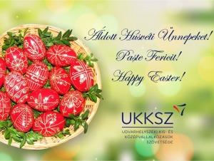 Kellemes Hústvéti Ünnepeket